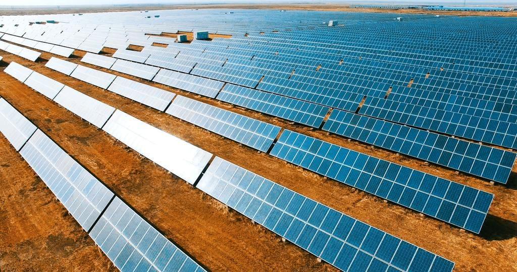 Parque fotovoltaico Torreoncitos (Chihuahua, México)