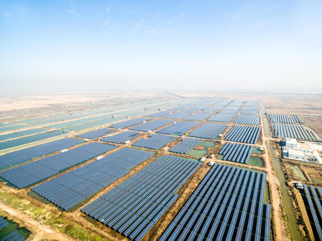 Parque fotovoltaico sobre suelo (Aguascalientes)