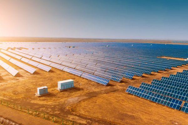 Parque fotovoltaico sobre suelo (Hermosillo)